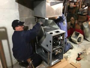 Furnace replacement value comes in efficiency and dependability