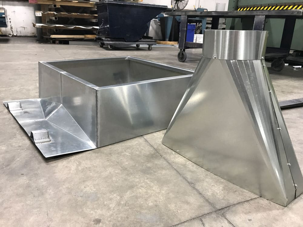 Commercial Roof Curb