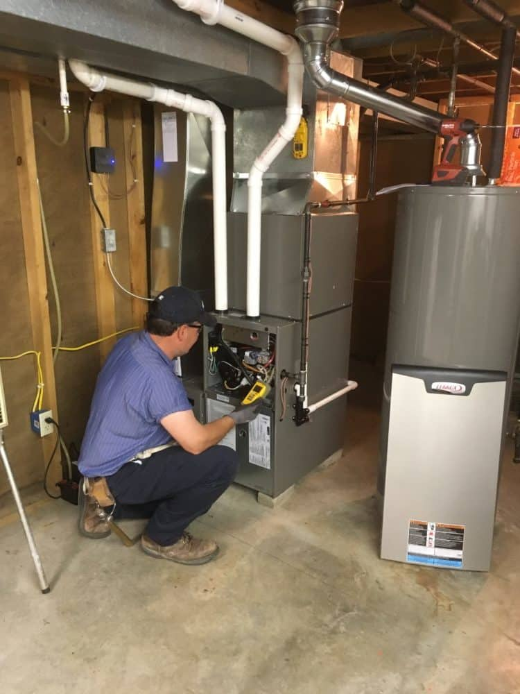 Furnace Replacement in Green Bay