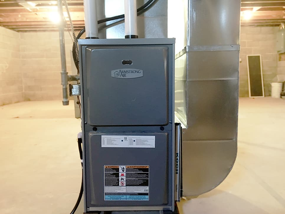 Robinson Heating & Cooling Armstrong Heating System