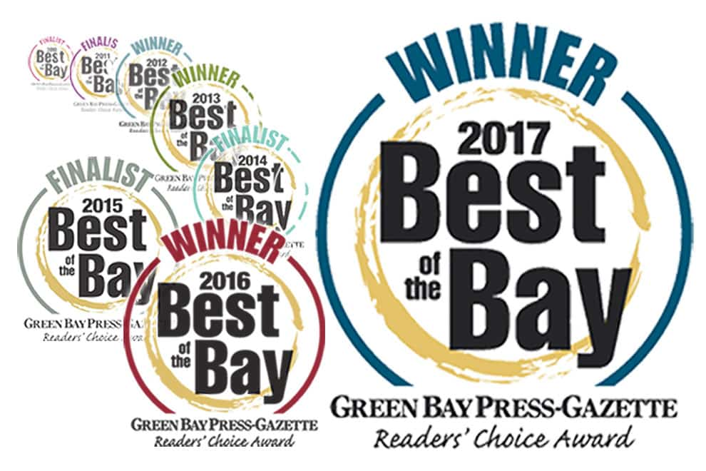 Robinson Heating & Cooling Best of the Bay Award Winner
