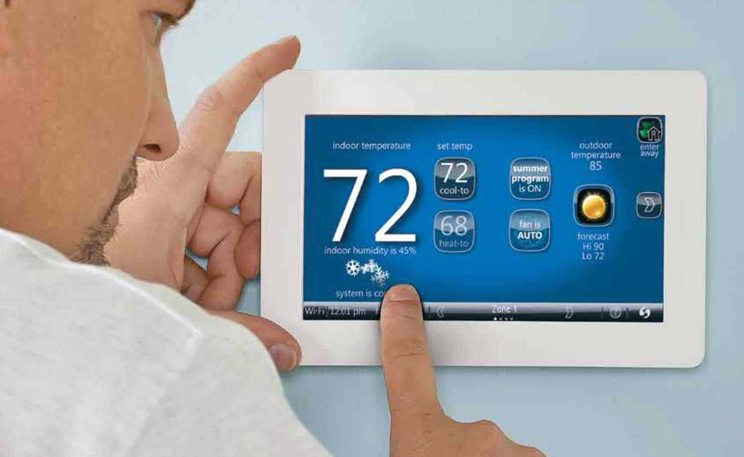 Have an expert do your WiFi thermostat installation in Green Bay