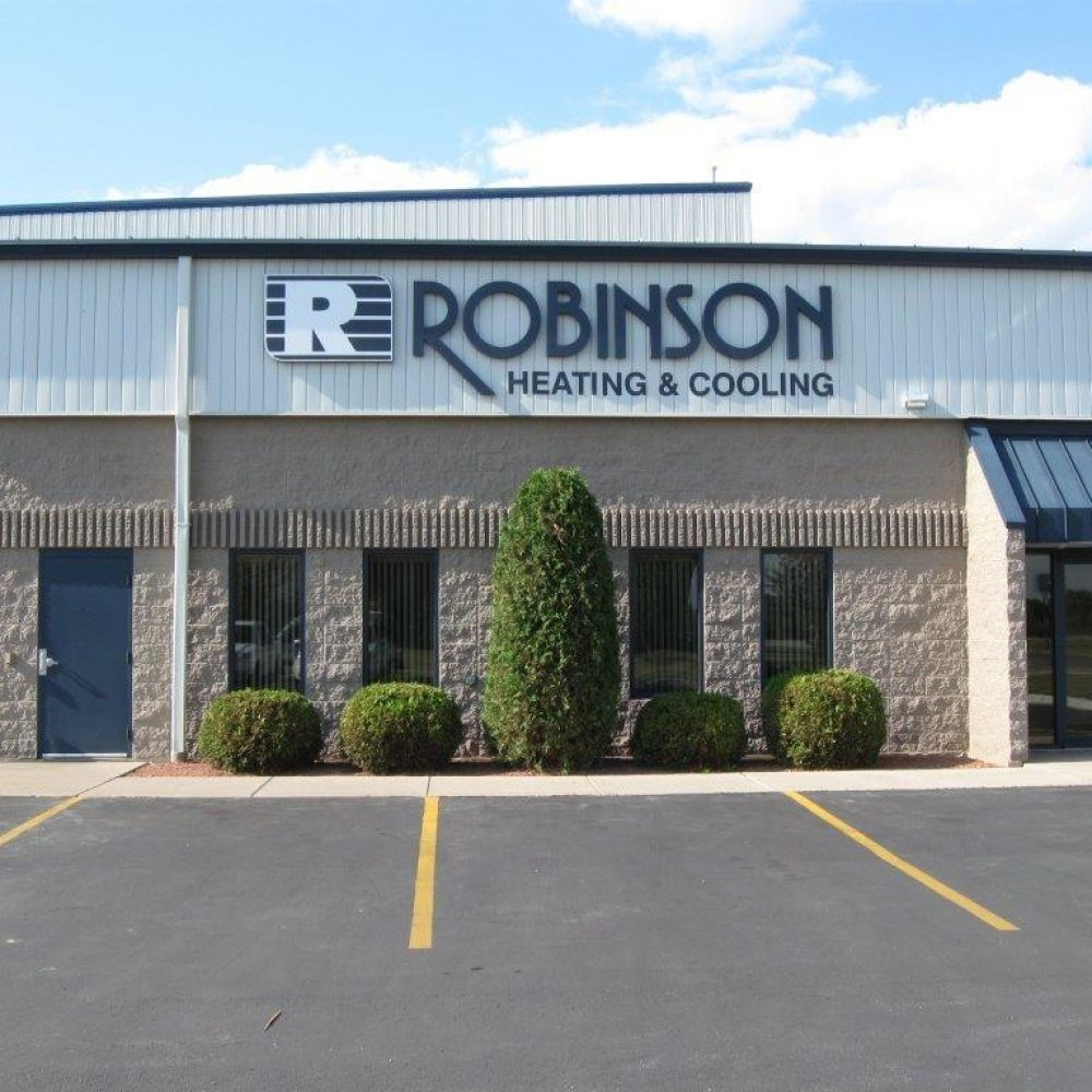 Robinson Heating & Cooling HVAC Building