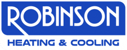 Robinson Heating & Cooling Logo